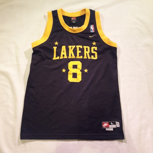 Los Angeles Lakers Kobe Bryant #8 1957 Kid Jersey